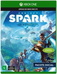 [Saraiva] Jogo para XBOX One Project Spark Exclusivo Microsoft - R$19,90