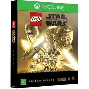 [Shoptime] Jogo Lego Star Wars: O Despertar Edição Deluxe -XONE - Pré-venda - R$172
