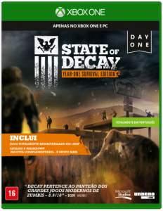 [Saraiva] Jogo State of Decay para Xbox One