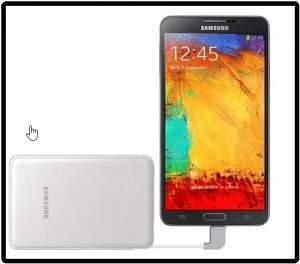 [Saraiva] Carregador Portátil Samsung 3100 Mah Para Smartphones por R$ 44