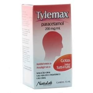 [ULTRAFARMA] Compre 2 Leve 4: Paracetamol Gotas 15ml 4,80