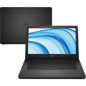 "[Americanas] Notebook Dell Inspiron I14-5458-D08P Intel Core i3 4GB 1TB Tela LED 14"" Linux - Preto por R$ 1079"