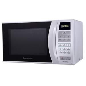 [EFACIL] Micro-ondas 21 Litros NN-ST254WRUN Branco - Panasonic POR R$ 350