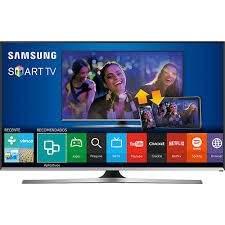 "[SUBMARINO] Smart TV LED 40 Samsung Full HD UN40J5500AGXZD 3HDMI 2 USB 120 Hz + Suporte Fixo p/ LCD, LED ou Plasma de 32"" a 75"" E600 NEW VESA 600 ELG - R$1680"