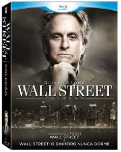 [Saraiva] Coleção 2 Blu-Rays: Wall Street - R$20