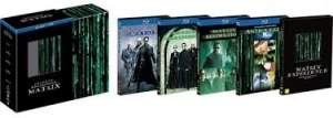 [SUBMARINO] Blu-ray - Coleção Definitiva Matrix (6 Discos) - Exclusivo - R$20