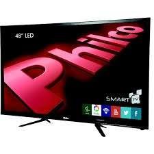 "[SUBMARINO] TV LED 48"" Philco PH48B40DSGW - Smart TV, Entrada HDMI e USB, Full HD, Receptor DTV, Wi-Fi integrado - R$1847"