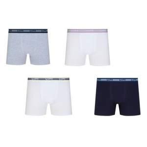 [AMERICANAS] Kit Com 6 Cuecas Boxer - Lupo - R$60