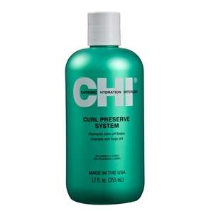 [Beleza na Web] Shampoo CHI Curl Preserve System, 355ml - R$49