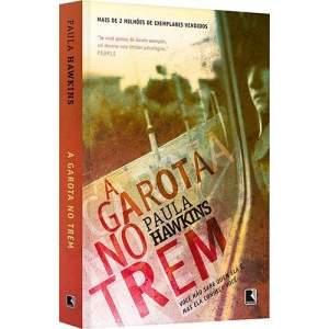 [Americanas] Livro: A Garota no Trem - R$20