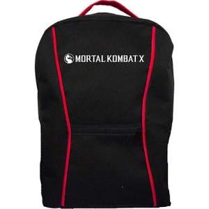 [Americanas] Mochila Mortal Kombat Preta/Vermelha por R$ 26