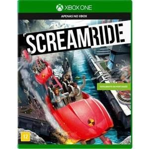 [Americanas] Jogo Scream Ride Xbox One - R$27