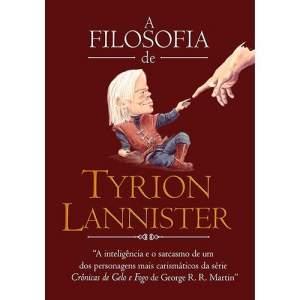 [Americanas] Livro Capa Dura A Filosofia De Tyrion Lannister - R$9,81