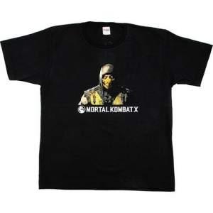 [Shoptime] Camiseta Original Mortal Kombat X - R$14,16
