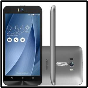 "[Submarino] Smartphone ASUS ZenFone Selfie Dual Chip Desbloqueado Android 5 Tela 5.5"" 32GB 4G 13MP - Prata por R$ 1085"