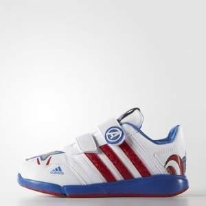 """[Adidas] Tênis Adidas Juvenil """"Os Vingadores""""(4 modelos disponíveis) - por  R$100"""