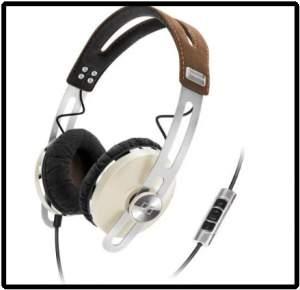 [Saraiva] Fone de Ouvido Supra-Auricular Sennheiser Momentum On-Ear Marfim  por R$ 285