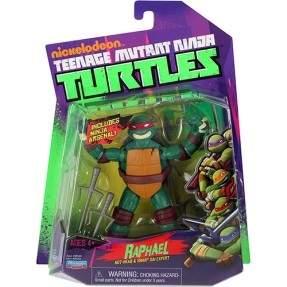 [Kabum] Boneco Tartarugas Ninja Raphael 12cm - Nickelodeon - R$20