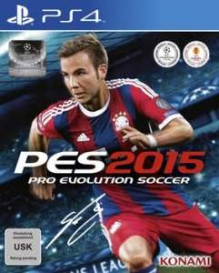 [Extra] Pro Evolution Soccer 2015 Ps4 por R$ 10