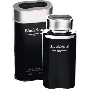 [SOU BARATO] Perfume Black Soul Eau De Toilette Masculino 30ml - Ted Lapidus - R$75