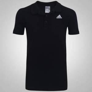[CENTAURO] Camisa Polo adidas SS15 - Masculina - R$51