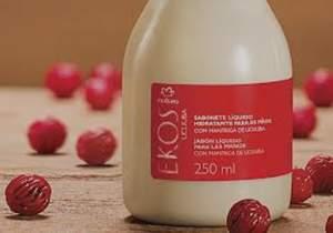 [Natura] Sabonete Líquido Hidratante para as Mãos Ekos Ucuuba - 250ml R$ 32,10