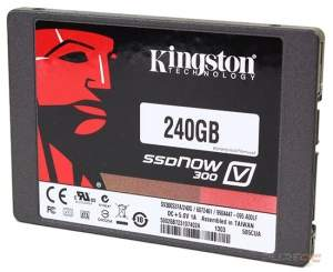 [Submarino] SSD Kingston V300 240GB - R$ 280 cartão sub R$ 292 boleto