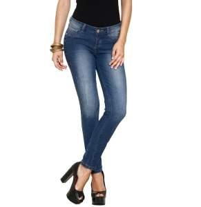 [MARISA] Calça Feminina Jeans Skinny