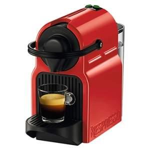 [EFACIL]  Cafeteira Expresso Inissia Vermelha - Nespresso POR R$ 278