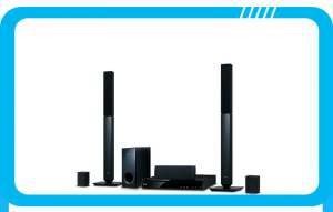 [Submarino] Home Theater Blu-Ray 3D LG BH6430P 1000W 5.1 Canais com HDMI