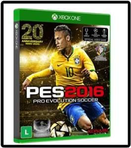 [Walmart] Jogo Pro Evolution Soccer 2016 para Xbox One Konami por R$ 50
