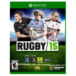 [SUBMARINO] Rugby 15 - Xbox One
