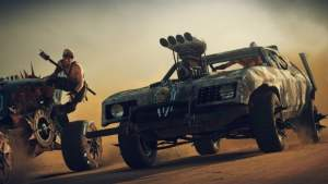 [Nuuvem] Mad Max - R$30