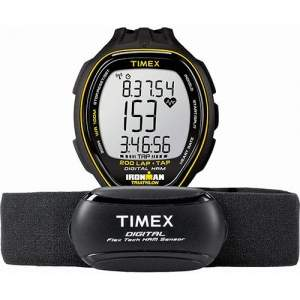 [Americanas] Monitor Cardíaco Timex Target Trainer - T5K726RA/TI - R$429