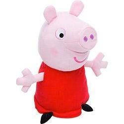 [Americanas] Pelúcias da Peppa e George Pig - Estrela - R$ 20