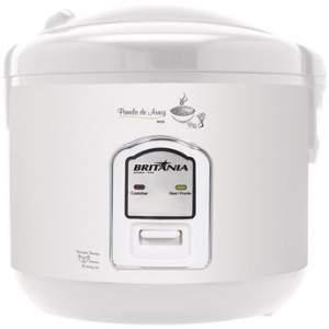 [Walmart] Panela de Arroz Elétrica Britânia PA5X BR 0,3 kWh Branca - R$67