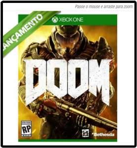 [Kabum] Game Doom Xbox One por R$ 120