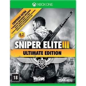 [Americanas] Jogo Sniper Elite 3: Ultimate Edition - Xbox One - R$30