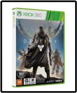[Walmart] Jogo Destiny para XBOX 360 por R$ 40
