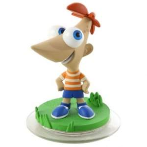 [RICARDO ELETRO] Personagem Disney Infinity Phineas - Disney - R$19