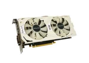 [PICHAU] Placa de Video Galax GeForce GTX 960 EXOC White Edition TECLAB 2GB GDDR5 128Bit, 96NPH8DVE8DC - BOX - R$839