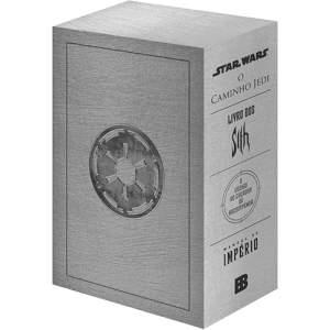 [SUBMARINO] Livro - Box Star Wars ( 4 Volumes) - R$ 55,92