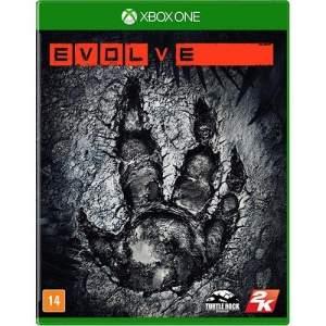 [Submarino] Jogo Evolve - Xbox One - R$19