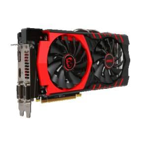 [Terabyteshop] Placa de Vídeo MSI Radeon R9 380 GAMING 4G 4GB 256Bit - R$1.043