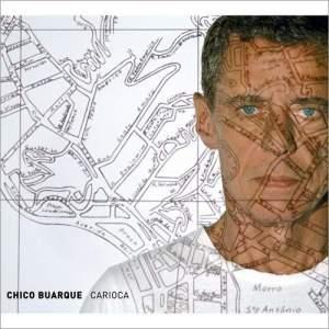 CD Chico Buarque: Carioca  CUPOM medeibem