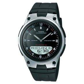 [PONTO FRIO] Relógio Masculino Anadigi Casio AW-80-1AVDF - Preto - R$98