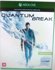 [Saraiva] Quantum Break (Xbox One) - R$143