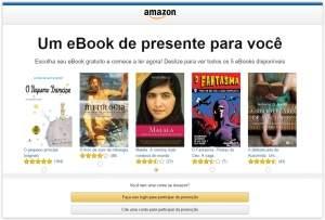 [AMAZON] 1 ebook grátis entre 5 disponíveis