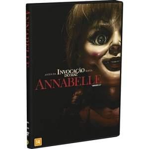 [Submarino] DVD Annabelle - R$4,99