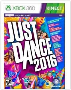 [Kabum] Game Just Dance 2016 Xbox 360 por R$ 80